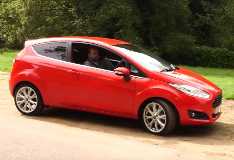 Установка на Ford Fiesta
