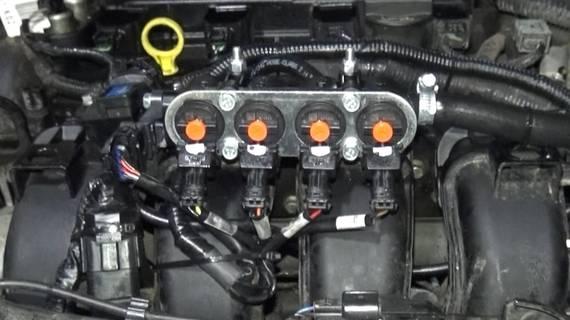 ГБО на Ford Focus. Газ на Форд Фокус