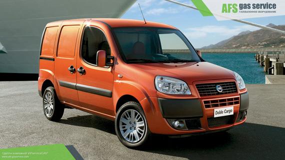 ГБО на Fiat Doblo 1.4. Газ на Фиат Добло 1.4