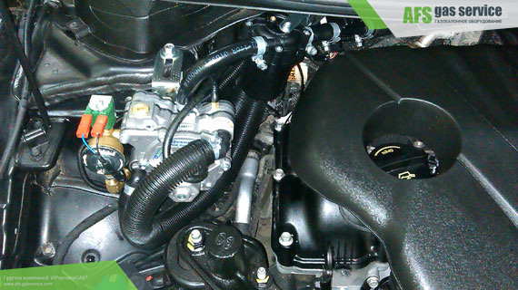 ГБО на Hyundai i30 1.6. Газ на Хюндай и30
