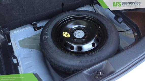 ГБО на Nissan Juke 1.6. Газ на Ниссан Жук 1.6