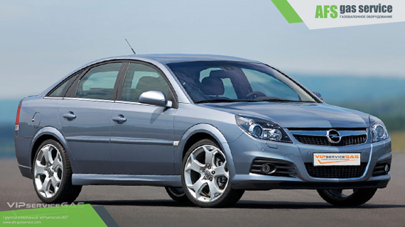ГБО на Opel Vectra 2.2. Газ на Опель Вектра 2.2