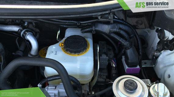 ГБО на Toyota Land Cruiser Prado 150 3.0 TDI. Газ на Тойота Ленд Крузер Прадо 150 3.0 ТДИ