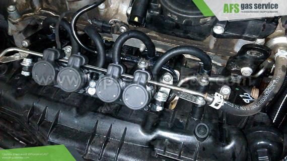ГБО на Volkswagen Passat B6 1.8 TSi. Газ на Фольксваген Пассат В6 ТСИ