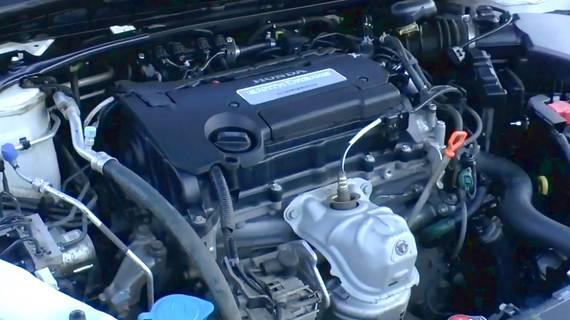 ГБО на Honda Accord. Газ на Хонда Аккорд
