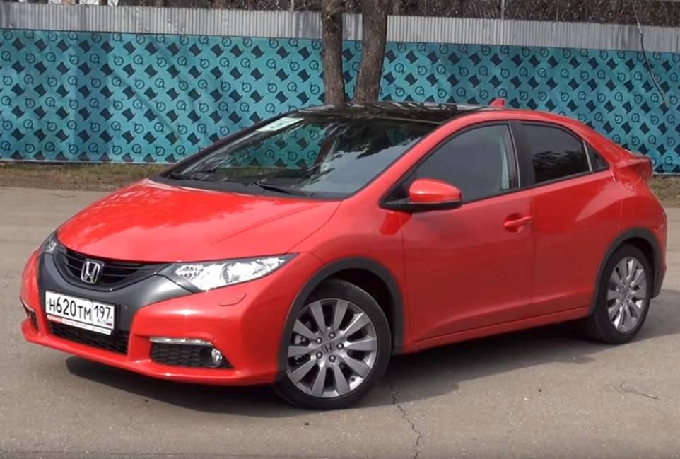 Установка гбо на Honda Civic 5D