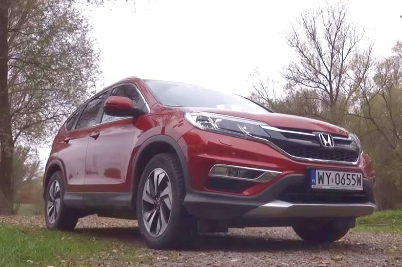 Установка гбо на Honda CR-V 2015