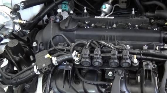 ГБО на Hyundai Elantra. Газ на Хюндай Элантра