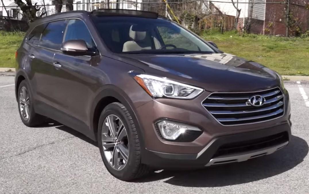 Гбо на Hyundai Santa Fe GDI