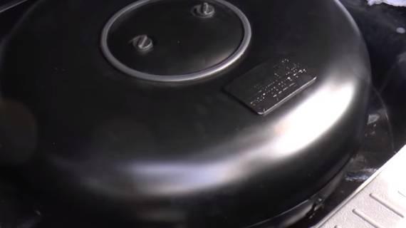 ГБО на Hyundai Tucson. Газ на Хюндай Туксон