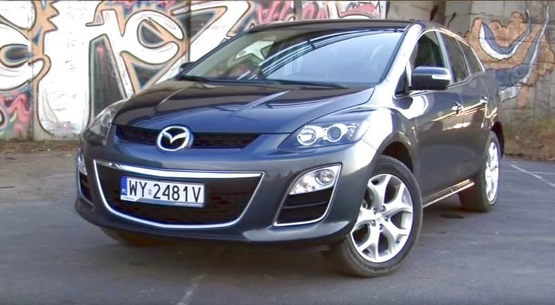 Установка гбо на Mazda CX-7 Turbo