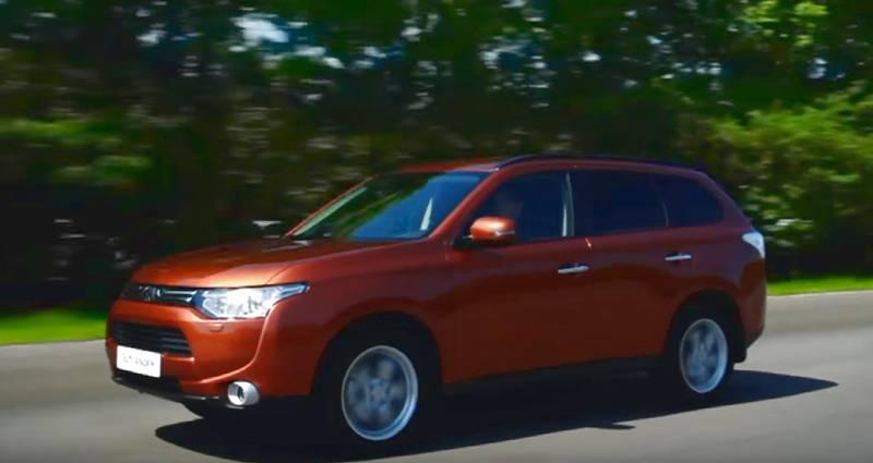 Установка гбо на Mitsubishi Outlander