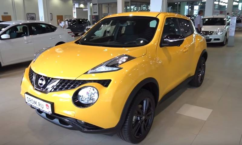 Гбо на Nissan Juke