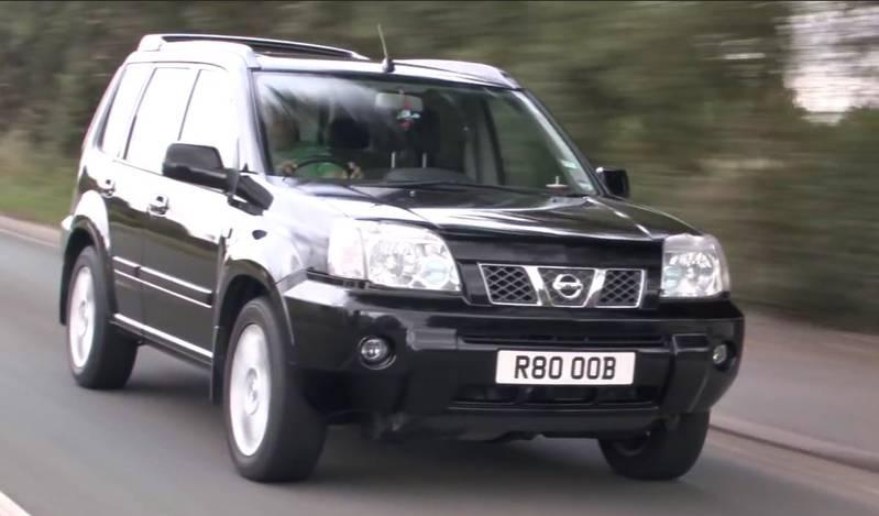 Гбо на Nissan X-Trail 2.0