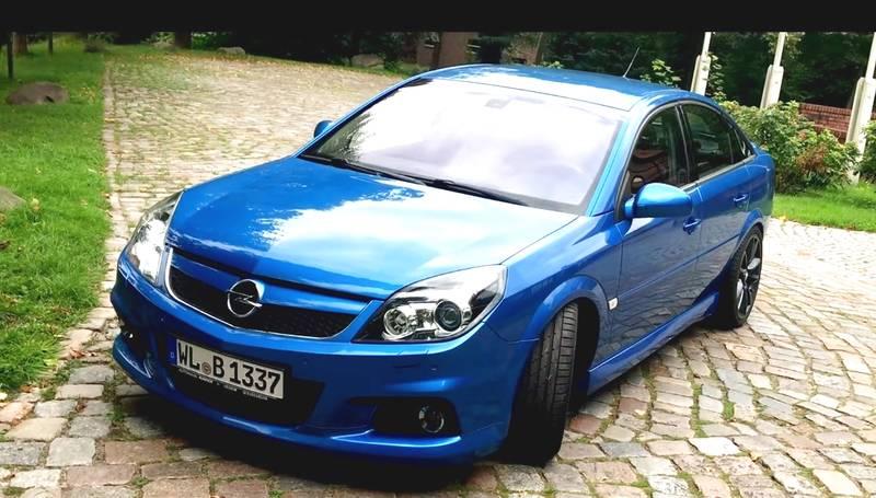 Гбо на Opel Vectra