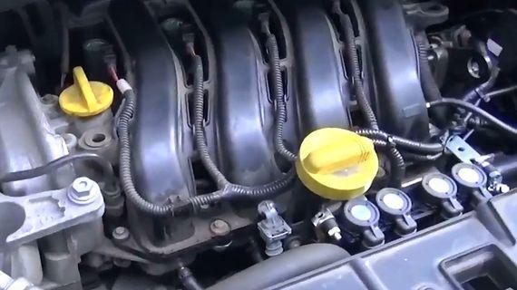 ГБО на Renault Megane 1.4. Газ на Рено Меган 1.4