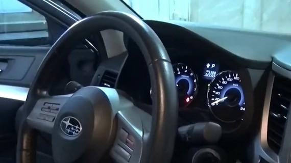 ГБО на Subaru Legacy Outback. Газ на Субару Легаси Аутбэк