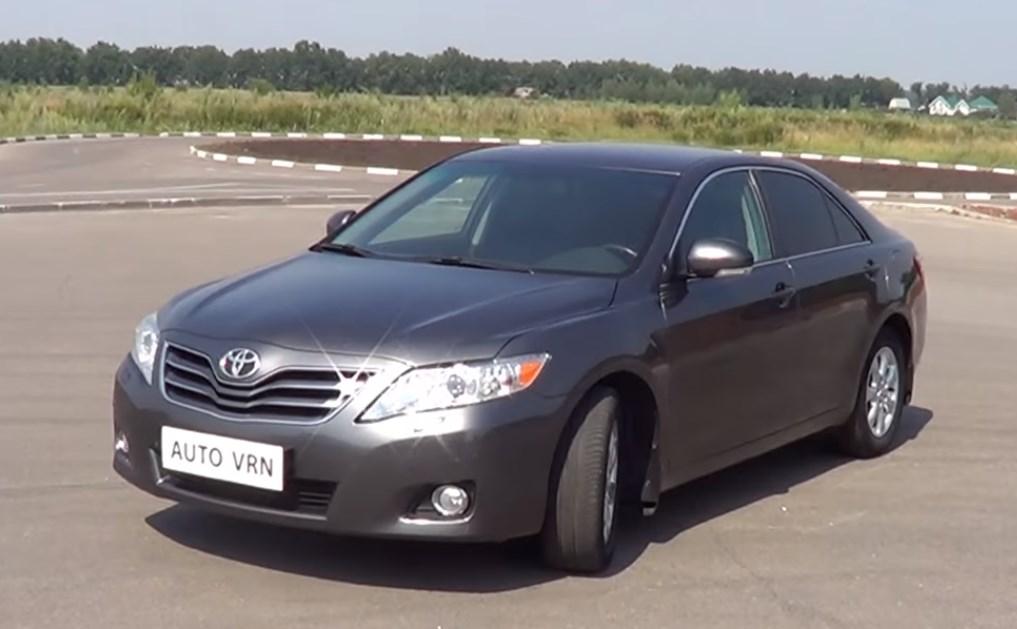 Установка гбо на Toyota Camry 40