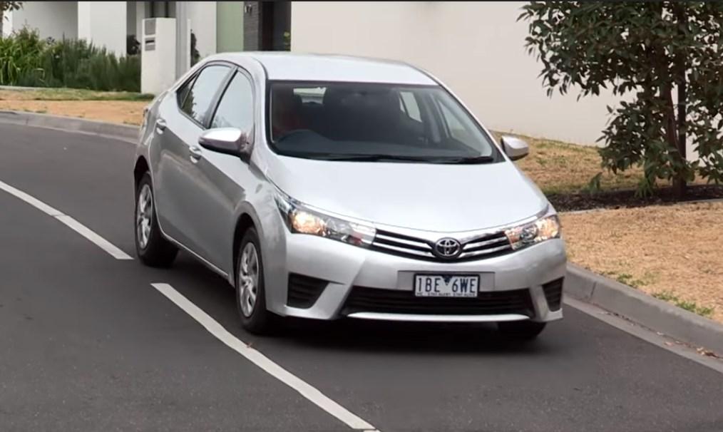 Установка гбо на Toyota Corolla 1.33