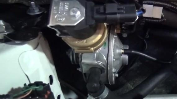 ГБО на Toyota RAV4. Газ на Тойота РАВ4
