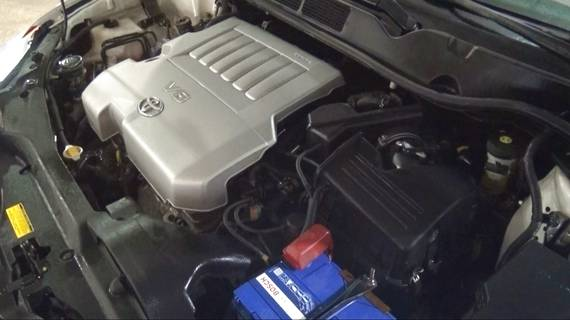 ГБО на Toyota Venza 2.7. Газ на Тойота Венза 2.7